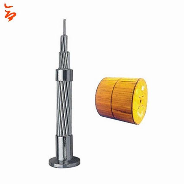 Aluminum conductor steel reinforced electric cables bare acsr cable
