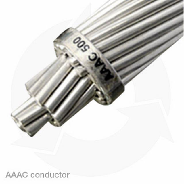 Bare conductor al AAC DIN standard aac bare conductor aluminum wire aac 500mm2 Used In Power Transmission Lines bare cable