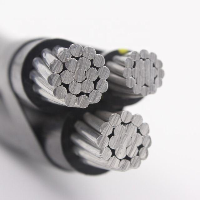 600V XLPE or PE overhead Aerial Bundled aluminum cable