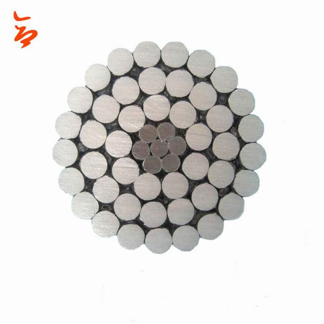 New Electric wire Aluminum conductor steel reinforced ACSR conductor BS 215 standard