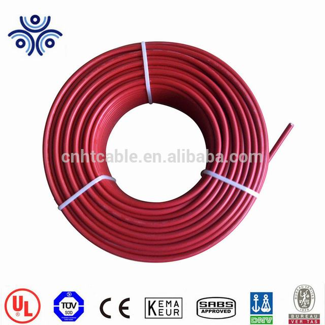 10mm2 Solar Cable Pv1-F TUV tinned copper solar cable