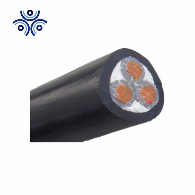3 core 3 phase electric cable with good price