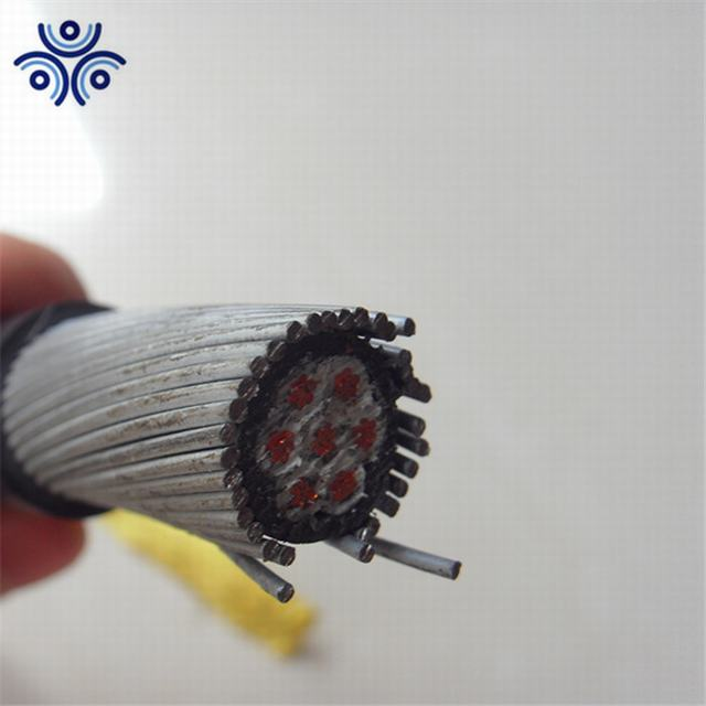 450/750V multi core 4mm2 core PVC armored control cable