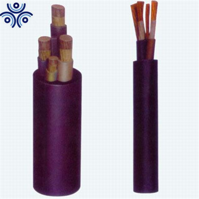450/750V single core rubber sheathed 120mm2 H07RN-F cable
