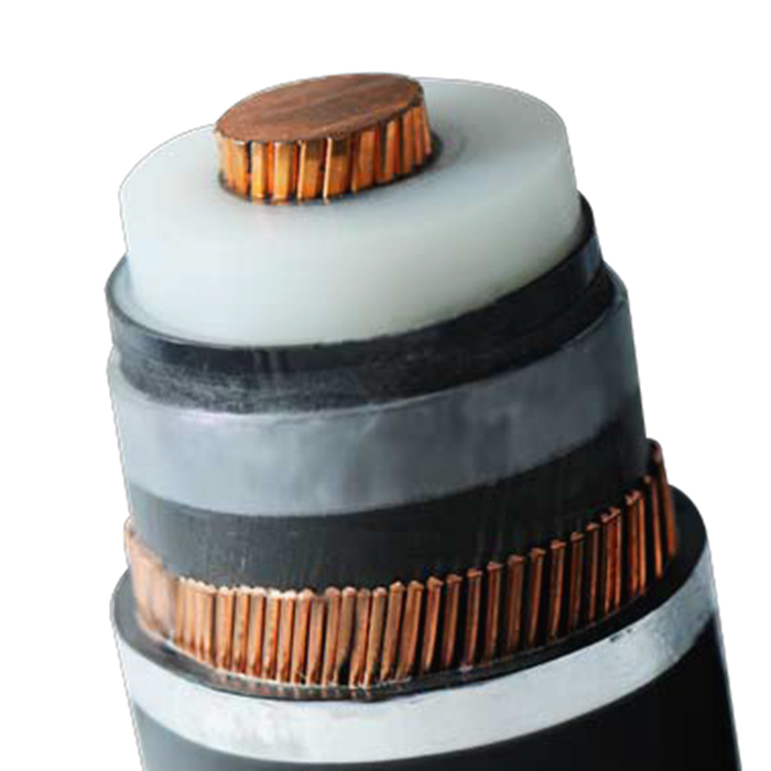 6.35/11KV SINGLE AL/XLPE/SWA/PVC TYPE A CABLES