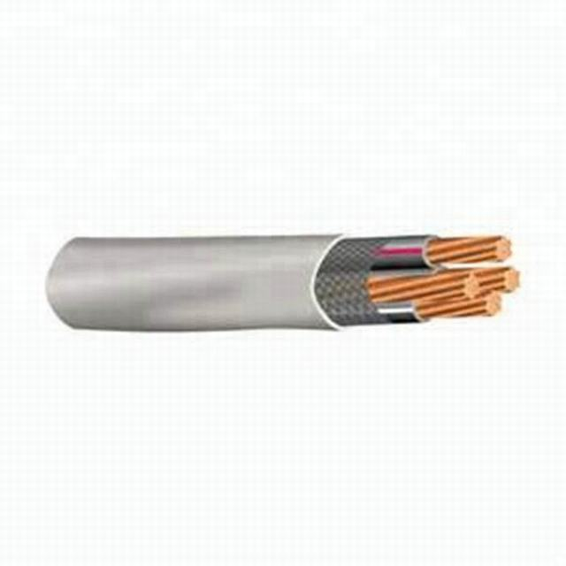 600V 3*8 AWG CCA Conductor Concentric Cable