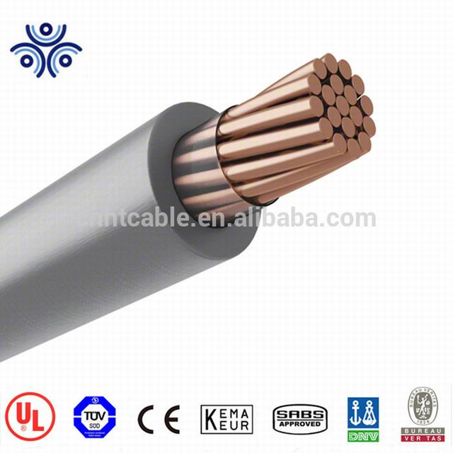 750/' 6 AWG Aluminum XLP USE-2 RHH RHW-2 600V Building Wire XLPE Cable
