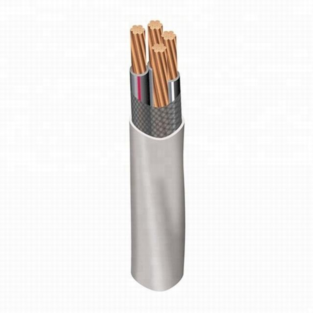 600V 6-6-6 AWG CCA Conductor Concentric Cable