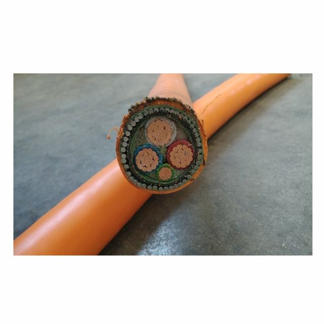 AS/NZ copper 95mm2 pvc cable