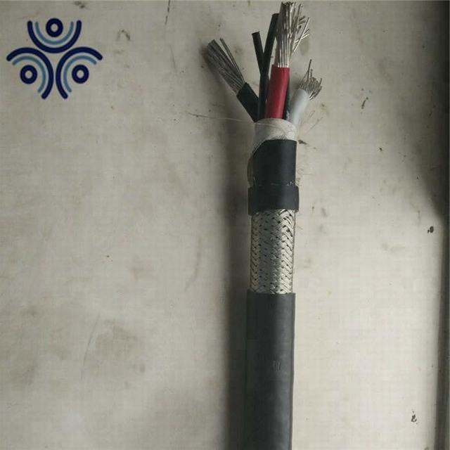 Europe country hot sale fire resistant shipboard control cable