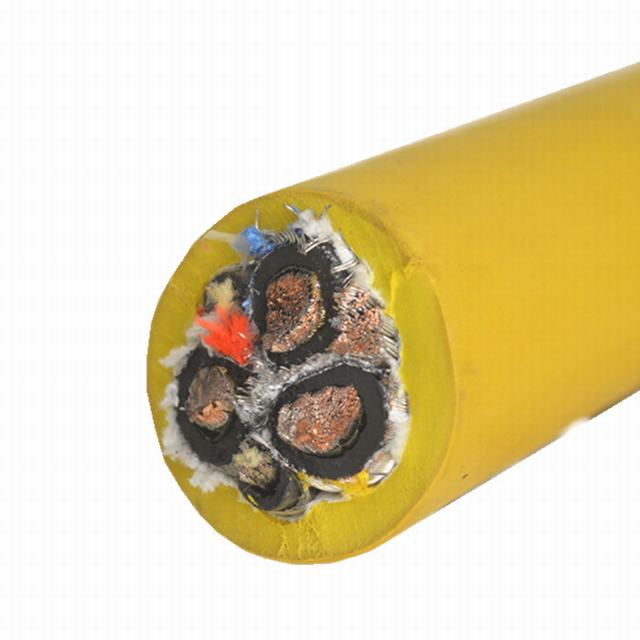Flame Retardant Fire Resistant copper sheathed mineral insulated cable