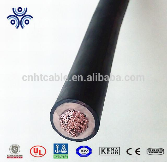 UL listed copper Diesel Locomotive Cable cable