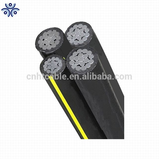 Underground Secondary Distribution Cable Type URD Cable