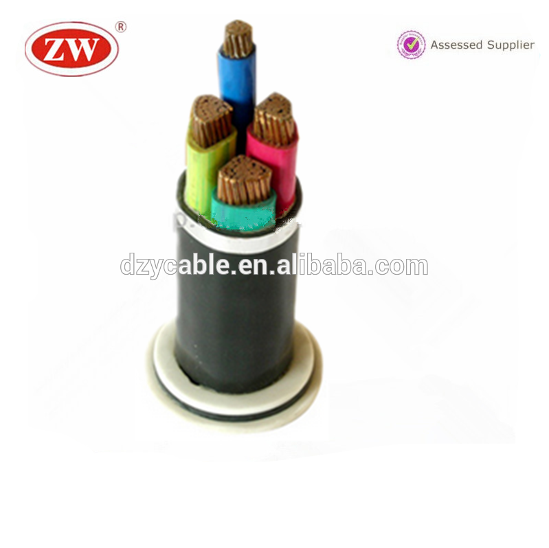 0.6/1KV power cable with steel tape armore(STA)