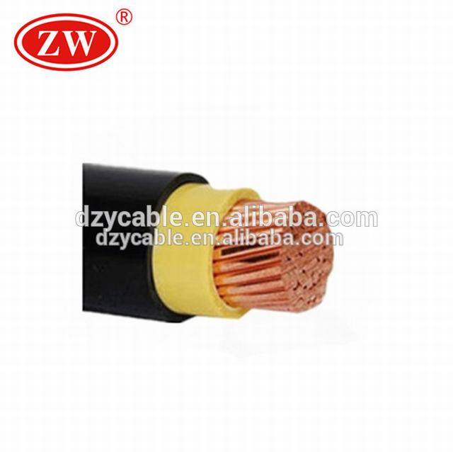 Armoured PVC Insulation electrical Power Cable