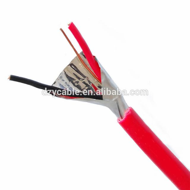 Fire Resistant Alarm Cable 2×1.5+Earth Bare Conductor