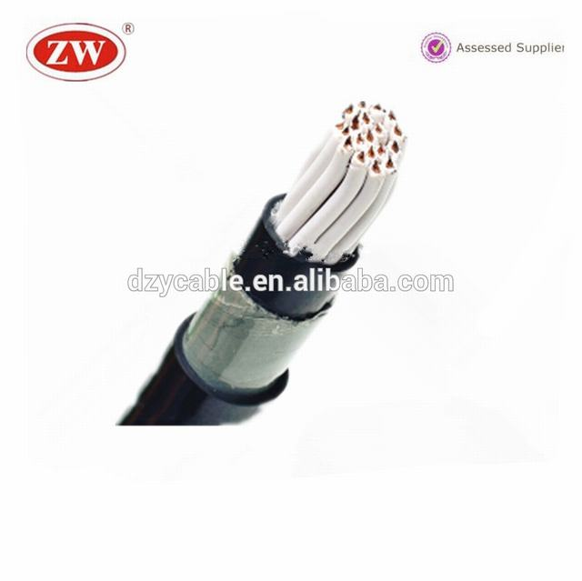 PVC Insulated and Sheath Sta Armor Flexible Copper Control Cable