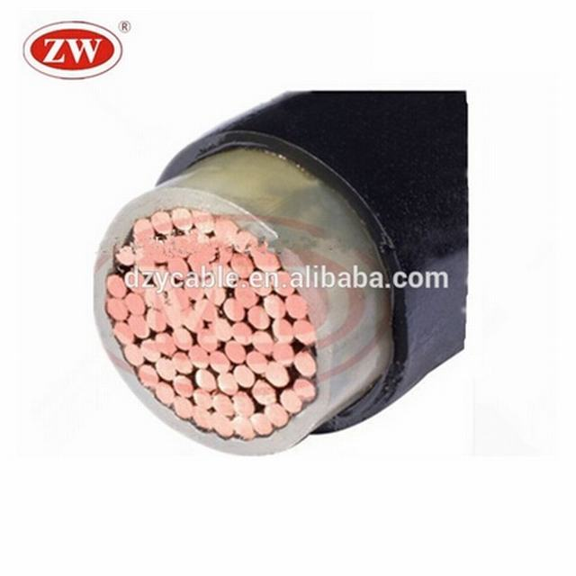 XLPE/PVC Insulation Price Electrical Cable 35mm2