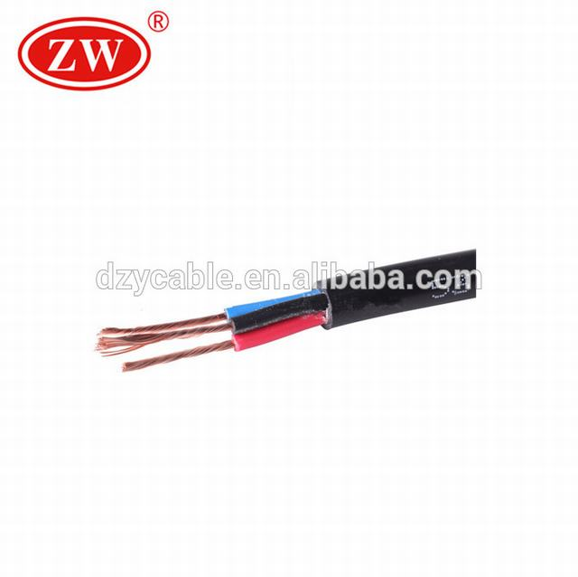 pvc cover Flexible cable 2.5mm 2 4mm2 6mm2
