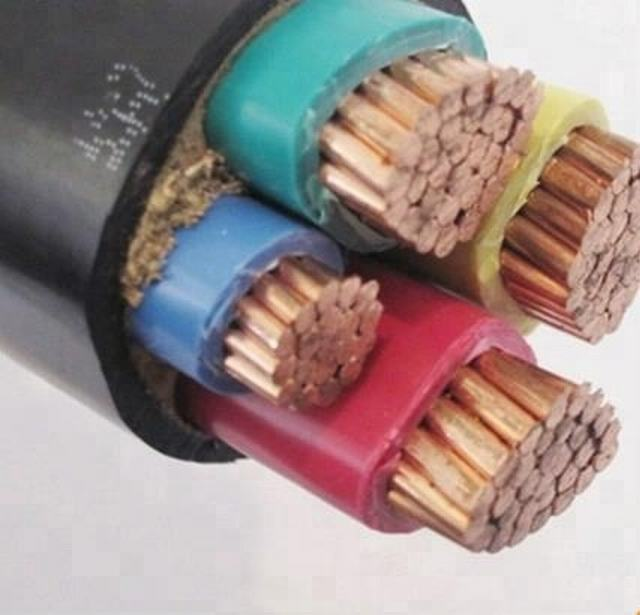 0.6/1kv XLPE or PVC insulated power cable