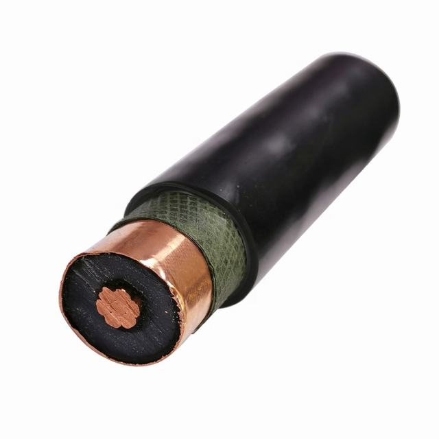 11kv 1x240mm2 XLPE metallic shield power cable with price list