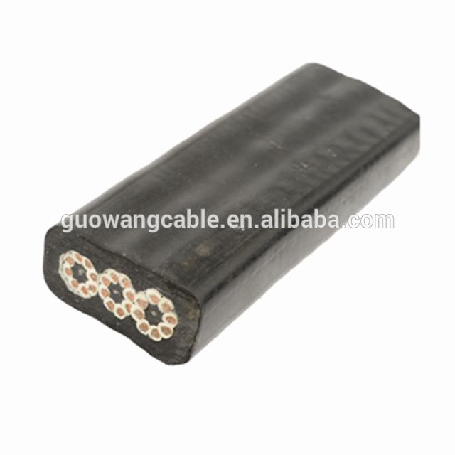 3 Core Rubber Type EI4 Cable Flexible Copper H07RN-8-F