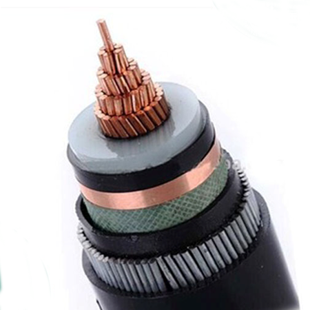33kV single core 630 mm2 XLPE Power Cable and Under Ground Cable YJV32 Steel Wire Armour