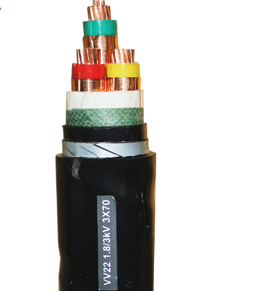 600/1000V LSZH Indoor and Outdoor PVC Insulated Cable NYY BS6746 NYM NYY-J 3 core 2.5 4 6 10 mm2