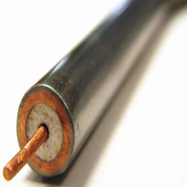 750V BTTZ Copper Sheathed Mineral Insulated Cable with BS 6387 CWZ