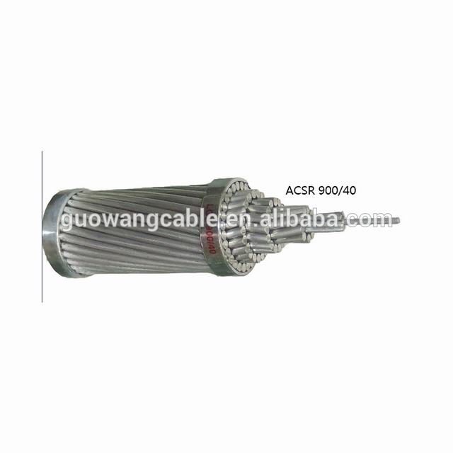 All Aluminum Alloy Conductor 1/0 AWG Overhead Conductor Electrical Cable