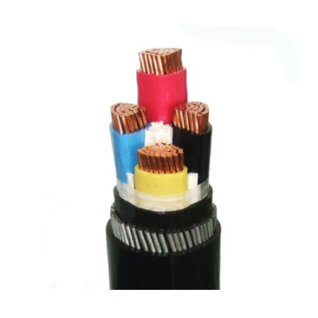 Auotomotive IEC 605020 0.6/1kV PVC Insulated and Sheath Low Voltage 2 Core Power Cable