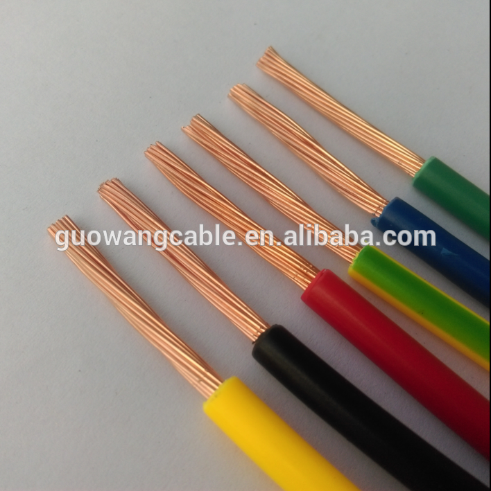 BVR,BV , Electrical Cable Stranded Copper for