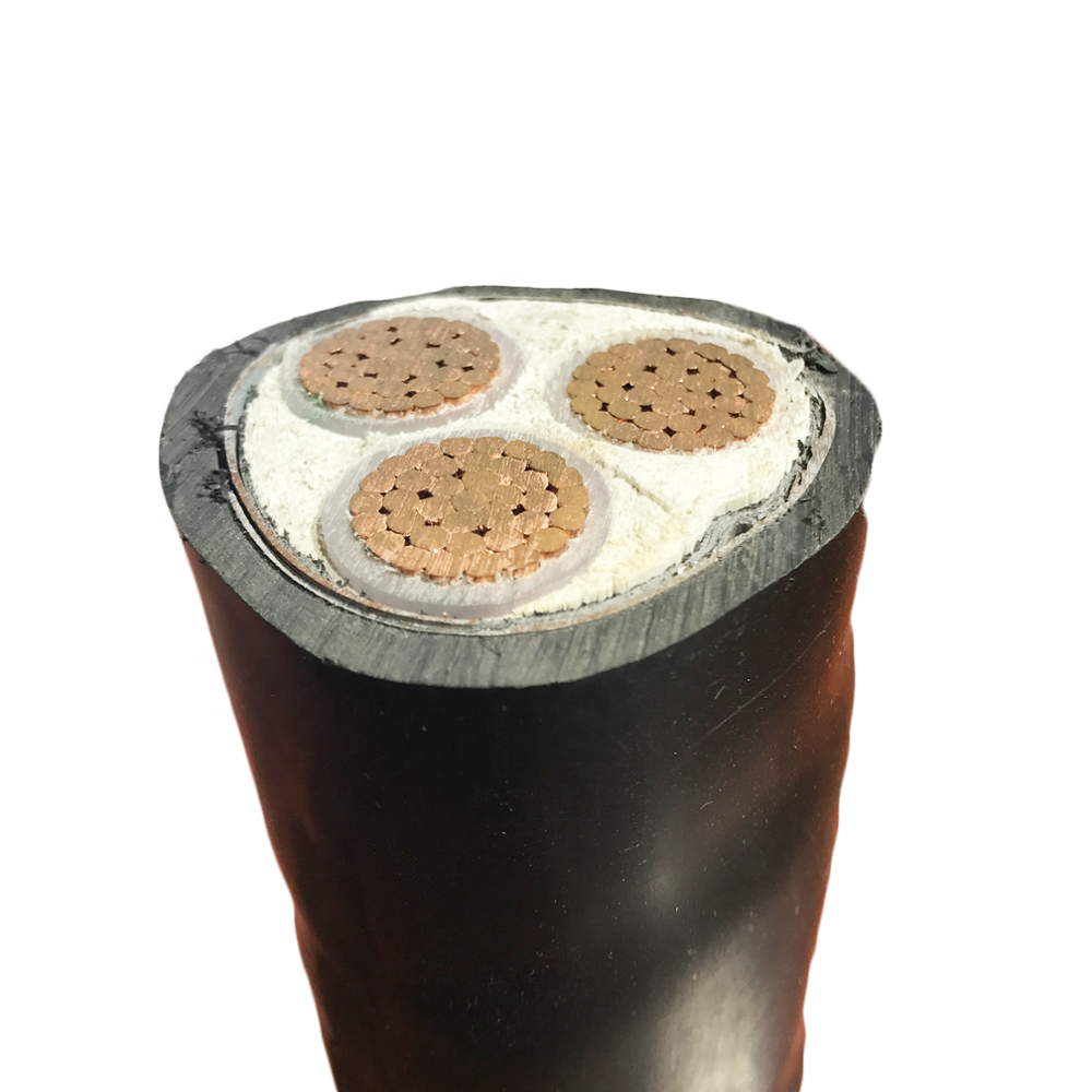 EPR Sheath NBR copper tape armoured power cable