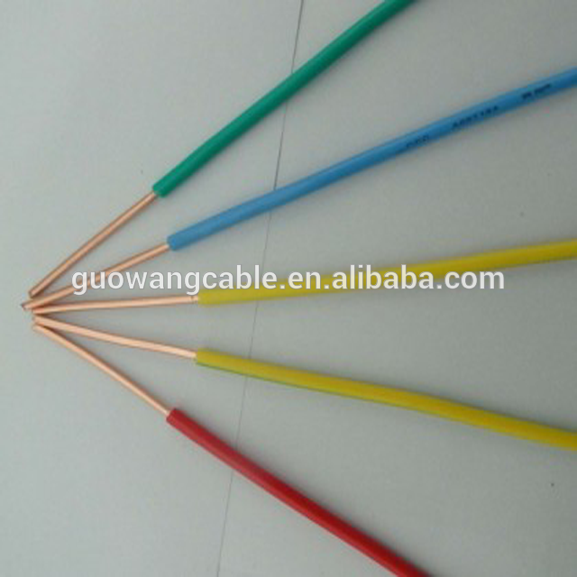Fire-Resistant PVC Insulated power wire cable