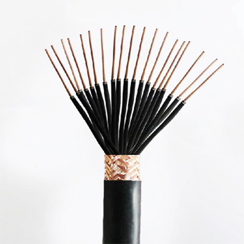 Fire resistance CU/PVC/Braided Copper Wire Screen/PVC Control Cable KVVP 2.5 sq mm cable manufacturer