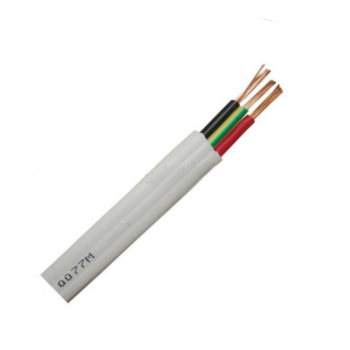 Flexible Electrical Wire450/750V 3 Core flat power cable electrical cable copper wires factory price 3×2.5mm2 3×1.5mm2