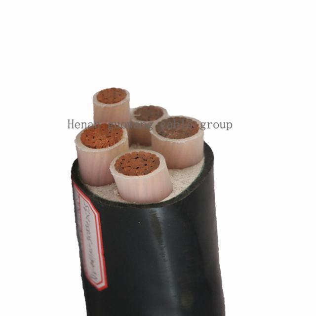 Good service cable products YJV32  copper conductor XLPE insulated PVC jacket cable price list
