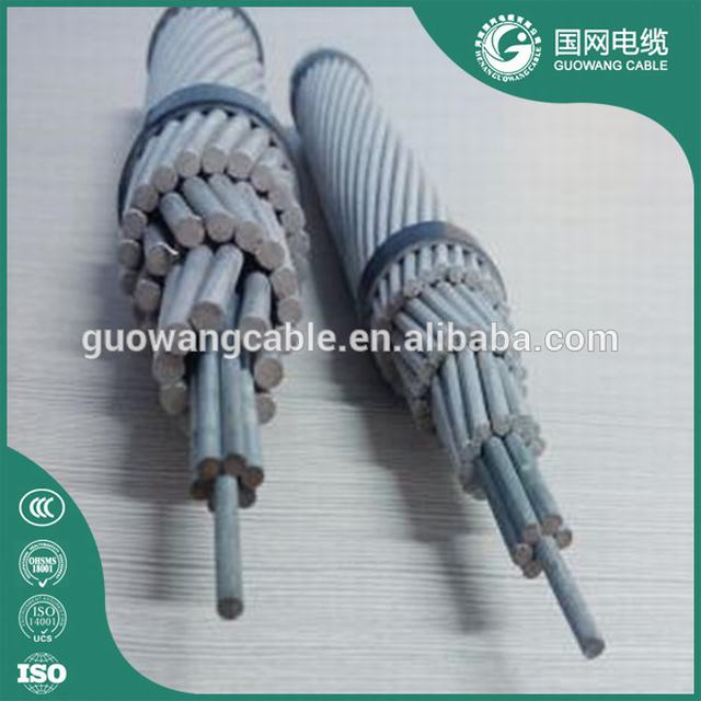 High Quality BS 215 Aluminum Conductors AAC Conductor 50mm2 Ant 100mm2 Wasp