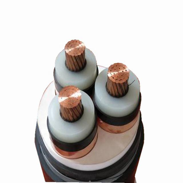 High Voltage Power Cable 3x240mm Xlpe/Pvc 630mm2 electric cable