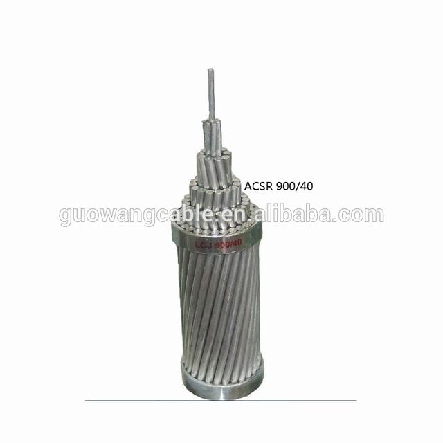 High Voltage XLPE Power Cables Bare Aluminium Conductor AAC / ABC Cable