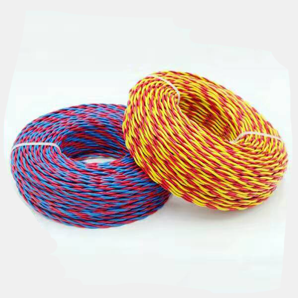 High standard RV flexible cable copper conductor electric wire plastic cover