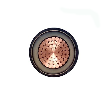 Hot selling Medium Voltage Copper Conductor XLPE Insulation Concentric waterproof power cable