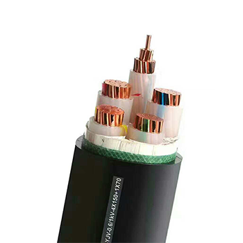 Low voltage armored/unarmored power cable