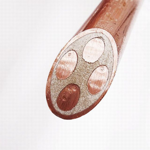 MICC MI cable BTTZ copper sheathed mineral insulated cable