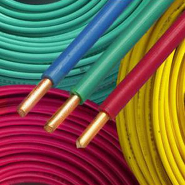 PVC insulation PVC jacket 2.5mm2 Electrical BV wire