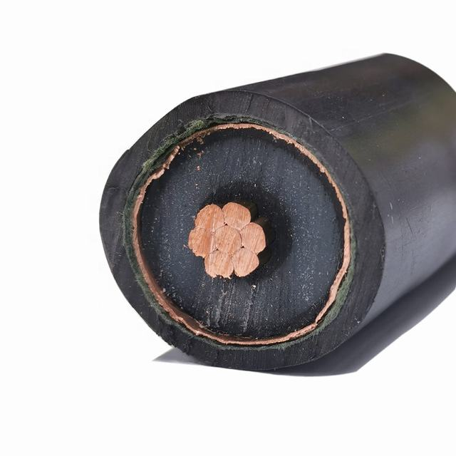Power Cable Unarmoured 11kv 15kv 33kv XLPE Power Cable