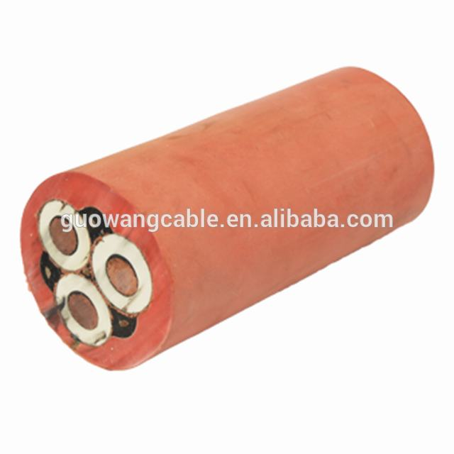 The best rubber material cable rubber sheath cable used in bed inviroment