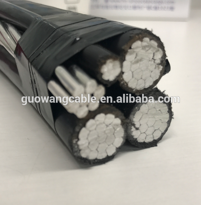 XLPE insulation 4×16 ABC cable