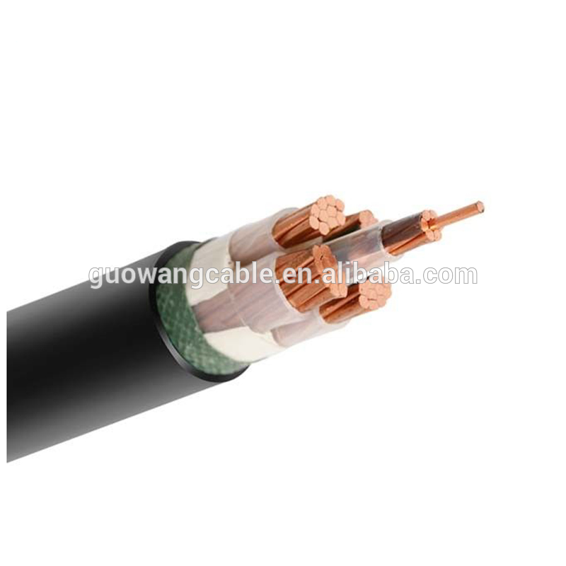 h05w-f 1kv XLPE Cable Armoured XLPE Power Cable,70mm2 120mm2 submarine power cable