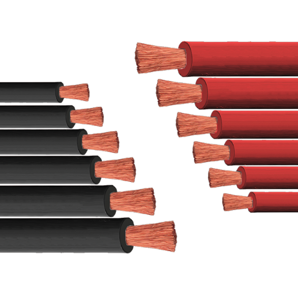 high quality flexible 16mm2 50mm2 70mm2 95mm2 100mm2 25mm2 35mm2 Tpe/rubber/epr/cpe Pvc Copper welding cable